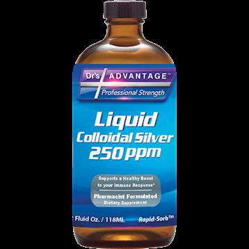 Drs Advantage Colloidal Silver 250 ppm 2 oz DR910