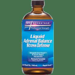 Drs Advantage Liquid Adrenal Balance amp Stress Defense 32 fl oz D08953