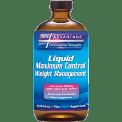 Drs Advantage Liquid Maximum Control Wt Mgmt 16 fl oz DR9301