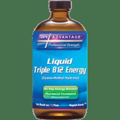 Drs Advantage Liquid Triple B12 Energy 16 fl oz DR9295
