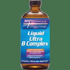 Drs Advantage Liquid Ultra B Complex 32 fl oz DR927