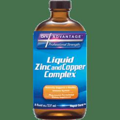 Drs Advantage Liquid Zinc Copper Complex 8 oz DR899
