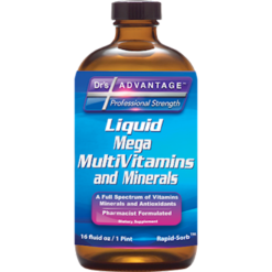 Drs Advantage Mega MultiVitamins amp Minerals 16 fl oz DR860