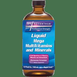Drs Advantage Mega MultiVitamins amp Minerals 32 fl oz DR924