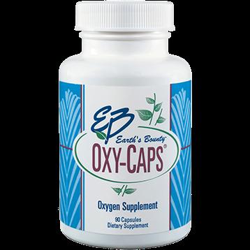 Earths Bounty Oxy Caps 375 mg 90 capsules EB1040