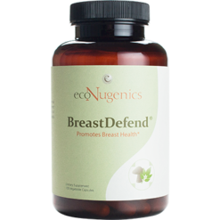 EcoNugenics Breast Defend 120 vegetarian capsules BRST120