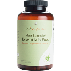 EcoNugenics Mens Longevity Essentials Plus 180vcaps EC0409