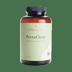 EcoNugenics PectaClear™ Detox Formula 180 vegetarian capsules PEC18
