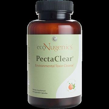 EcoNugenics PectaClear™ Detox Formula 60 vcaps PEC19