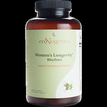 EcoNugenics Womens Longevity® Rhythms 180 vcaps EC0522