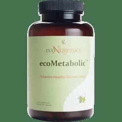 EcoNugenics ecoMetabolic 90 vegetarian capsules E00294
