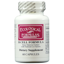 Ecological Formulas B Cell Formula 60 caps BCELL