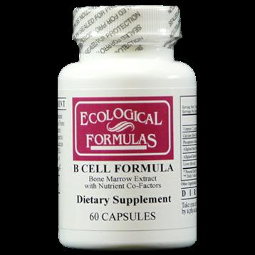 Ecological Formulas B Cell Formula 60 caps BCELL