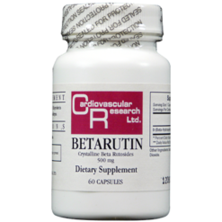 Ecological Formulas Betarutin 500 mg 60 caps BETA