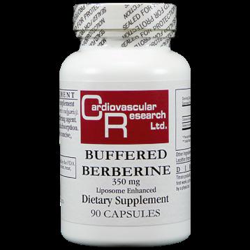 Ecological Formulas Buffered Berberine 90 caps C31769