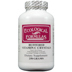 Ecological Formulas Buffered Vitamin C Crystals 250 grams BUFC2