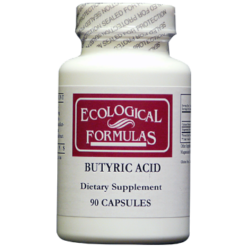 Ecological Formulas Butyric Acid 21 Ratio 90 caps BUTY4