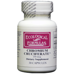 Ecological Formulas Chromium Cruciferate 200 mcg 30 caps CHRO7
