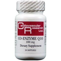 Ecological Formulas Co Enzyme Q10 100 mg 30 softgels CO130