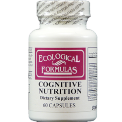 Ecological Formulas Cognitive Nutrition 60 caps COGN2