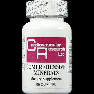 Ecological Formulas Comprehensive Minerals 90 caps MINE2
