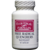 Ecological Formulas Free Radical Quenchers 60 caps FREE3