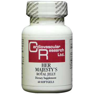 Ecological Formulas Her Majestys Royal Jelly 500 mg 60 g ROYA6