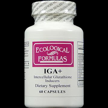Ecological Formulas IGA 60 caps IGA