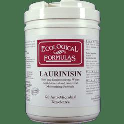 Ecological Formulas Laurinisin 120 Wipes EF32063