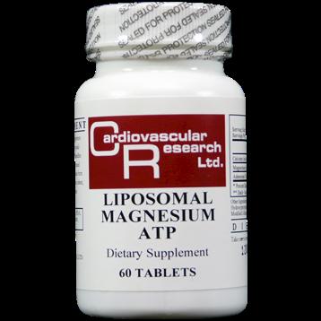 Ecological Formulas Liposomal Magnesium ATP 60 tabs MAGN9