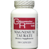 Ecological Formulas Magnesium Taurate 125 mg 180 capsules MAGT2