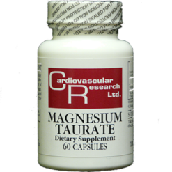 Ecological Formulas Magnesium Taurate 125 mg 60 caps MAGTA