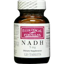 Ecological Formulas NADH 5 mg 120 tabs NADH3