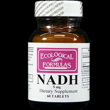 Ecological Formulas NADH 5 mg 60 tabs NADH