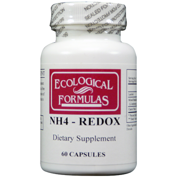Ecological Formulas NH4 Redox 60 caps NH4