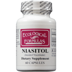 Ecological Formulas Niasitol 400 mg 60 caps NIASI