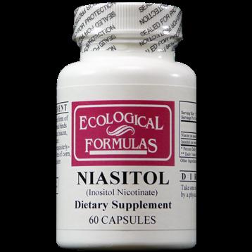 Ecological Formulas Niasitol 400 mg 60 caps NIASI