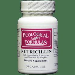Ecological Formulas Nutricillin 50 caps NUTR3