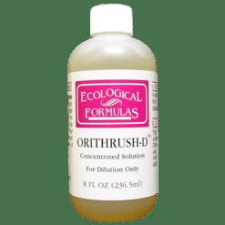 Ecological Formulas Orithrush D 8 fl oz DOUCH