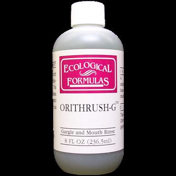 Ecological Formulas Orithrush G™ 8 oz GARGL