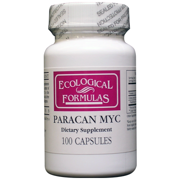 Ecological Formulas Paracan MYC 200 mg 100 caps MYC