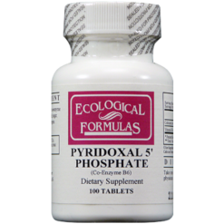 Ecological Formulas Pyridoxal 5 Phosphate 20 mg 100 tabs PYRI4