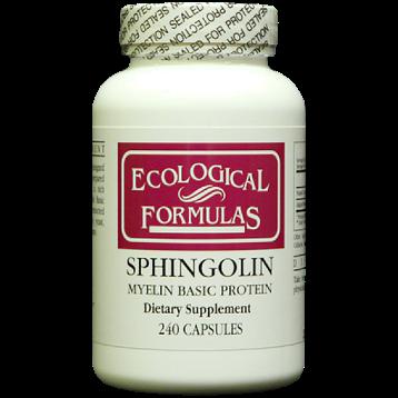 Ecological Formulas Sphingolin 200 mg 240 capsules SPHI2