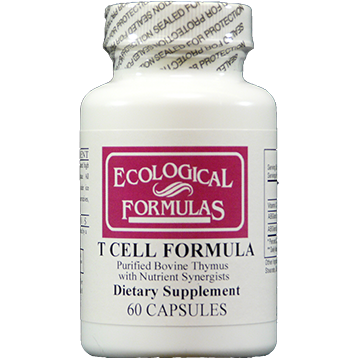 Ecological Formulas T Cell Formula 60 caps TCELL