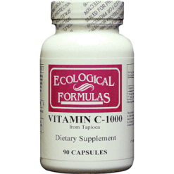 Ecological Formulas Vitamin C 1000 from Tapioca 90 caps TAPIO