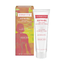 Emerita Estriol Cream 4 fl oz E46785