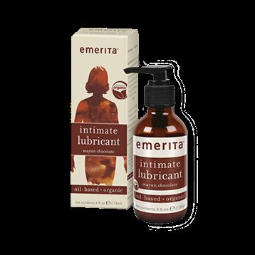 Emerita Intimate Lubricant Mayan Choc 4 fl oz NAT25