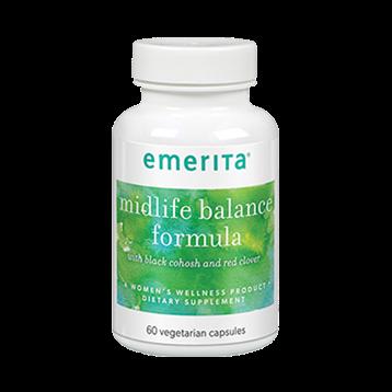 Emerita Midlife Balance Formula 60 vcaps MEN16