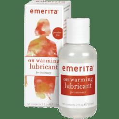 Emerita Oh Warming Lubricant Paraben Free 2 fl oz OH
