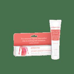 Emerita Yeast Assist Cream 1 fl oz E16932